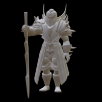 Small Guerrero, World of Warcraft 3D Printing 259639