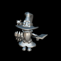Small Veigar Rol D&D 3D Printing 259677