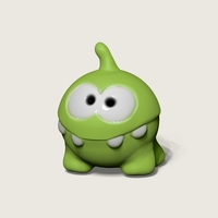 Small Cut The Rope Toy 3D Printing 2601