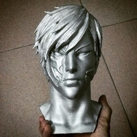 Small Genos - One Punch Man  3D Printing 260230