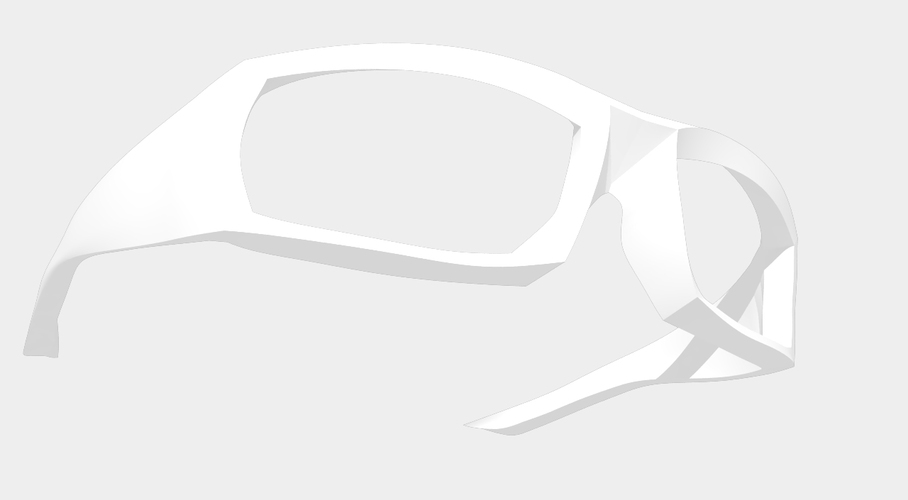 3D Printed (Sun) Glasses for Children 3D Print 26039