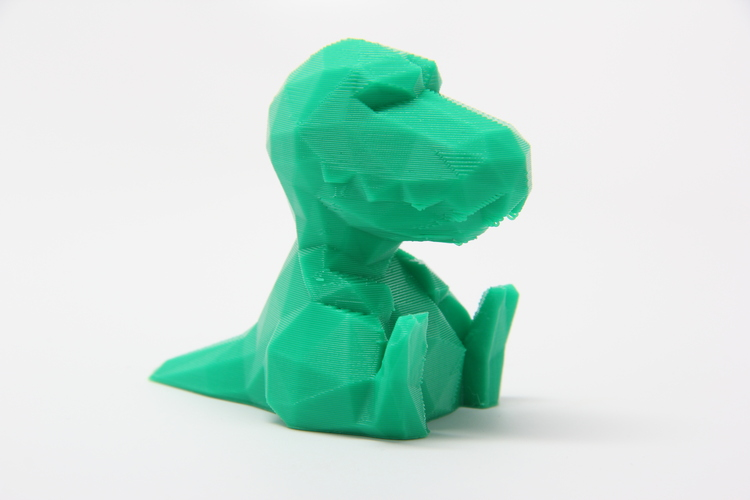 Low Poly T-rex 3D Print 26050