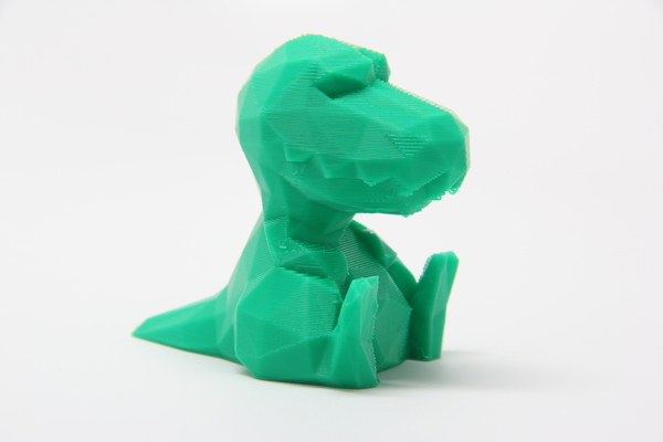Medium Low Poly T-rex 3D Printing 26050