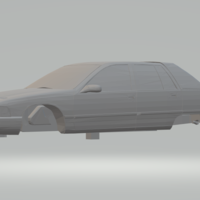Small buick roadmaster 96 3D Printing 260780
