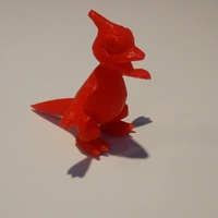 Small Charmeleon 3D Printing 26274