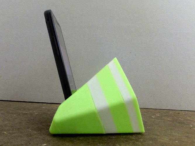 Hex Phone Sound Amplifier 3D Print 26288