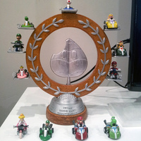 Small Mario Kart Trophy 3D Printing 26295