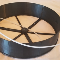 Small Dehydrator Spool Holder 3D Printing 263335