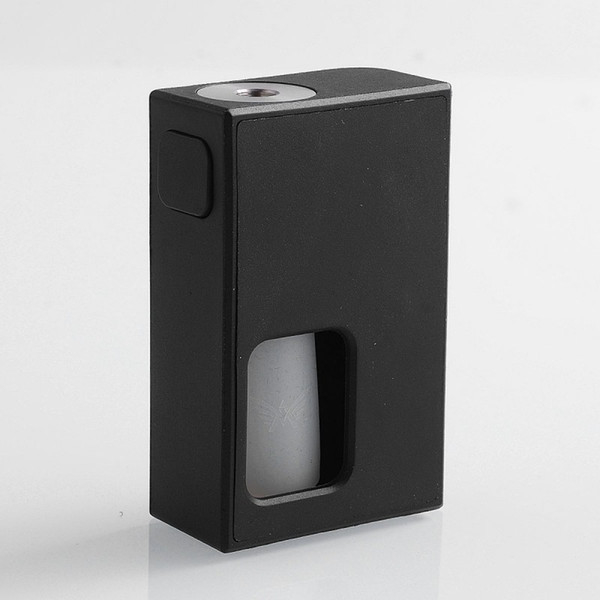 Medium Mechanical Box Mod 18650 - V2 round  3D Printing 263427