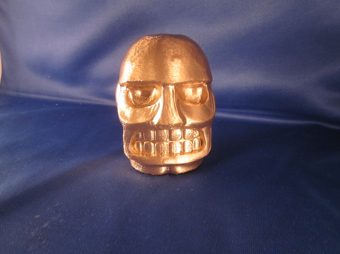 Spelunky Golden Idol 3D Print 2642