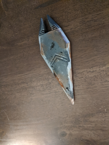 Ewok Spear Head 3D Print 264231