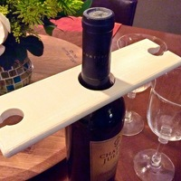 Small Wine Butler 3D Printing 26506