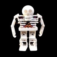 Small BONES the Humanoid Robot 3D Printing 265335
