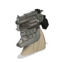 Small HEAD (No Guns Life) 3D Printing 265549