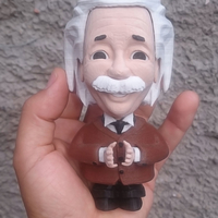 Small Einstein completo 3D Printing 265848