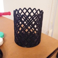 Small Pencil Holder - Diamond 3D Printing 26645