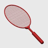 Small Fly Swatter 3D Printing 26675