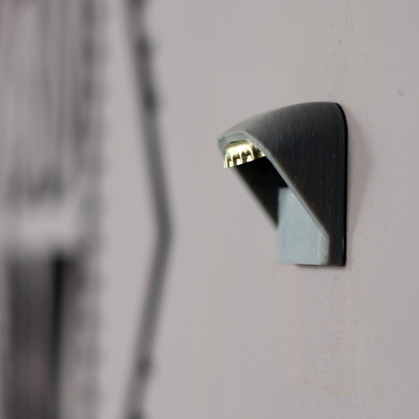 Medium Wall Bottle Opener 3D Printing 26695