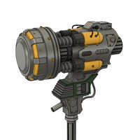 Small Hammer 1 (OUTER WORLDS) 3D Printing 266959