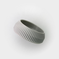 Small Striped Tray 3D Printing 26700