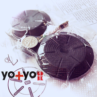 Small YO+YO Emergency YO-YO 3D Printing 26783