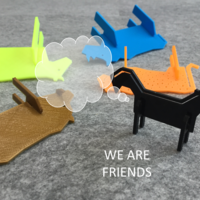 Small Simple Animals 10 3D Printing 26829