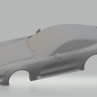 Small tvr griffith 2019 3D Printing 268770