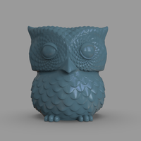 Small OWL 3D Printing 269552
