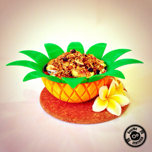 Pineapple Bowl 3D Print 26983