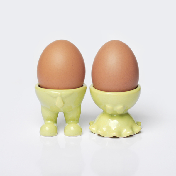 Medium Couple Egg Cups 3D Printing 26986