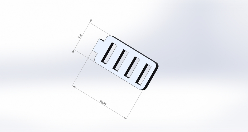 Cool battery labels 3D Print 27016