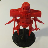 Small Maximillian from Disney's Black Hole Movie 3D Printing 27058