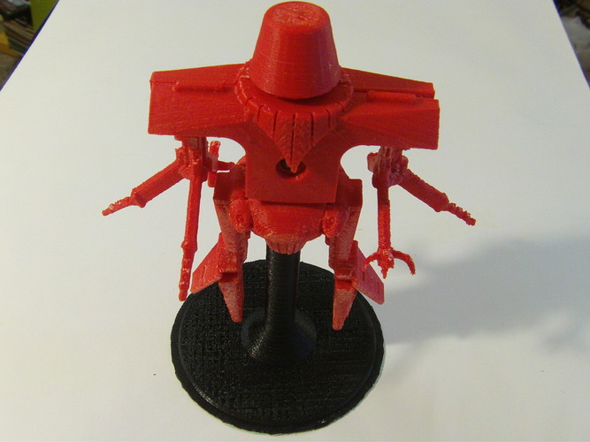 Maximillian from Disney's Black Hole Movie 3D Print 27061