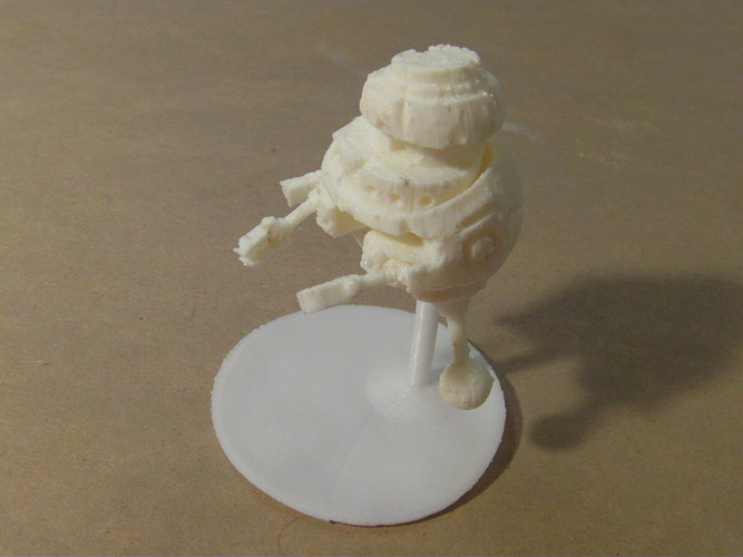 Old BOB from Disney's The Black Hole Movie 3D Print 27075