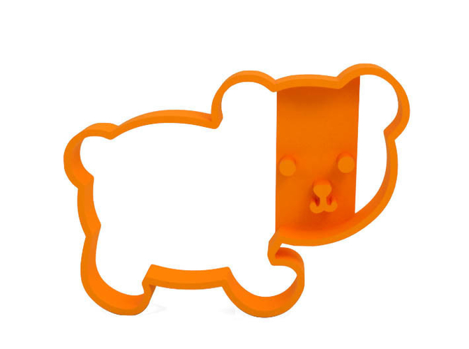Cookie cutter 3D Print 270848
