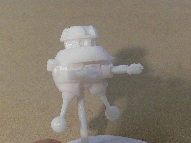 VINCENT from Disney's Black Hole Movie 3D Print 27094