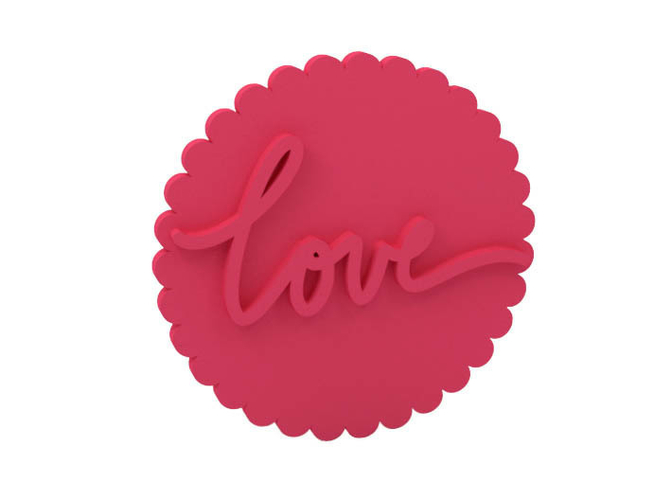 Stamp / Cookie stamp 3D Print 270941