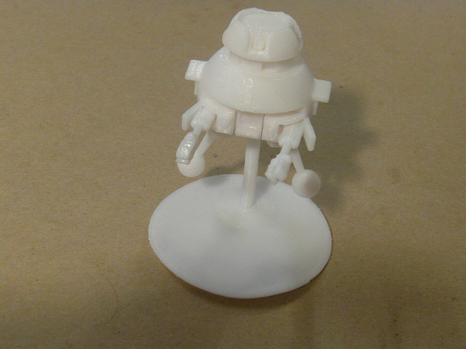 VINCENT from Disney's Black Hole Movie 3D Print 27095
