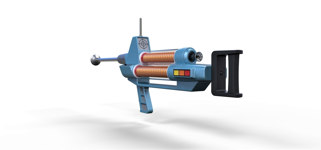 Phaser Rifle from Star Trek The Original series 3D Print 270957