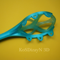 Small Backhand 3D Printing 271047