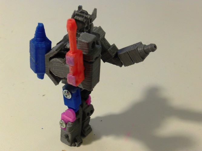 Autobot X Action Master Style 3D Print 27283