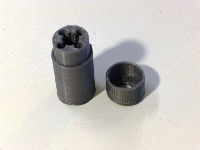 My BB Filled LM8UU Type Bearings 3D Print 27290