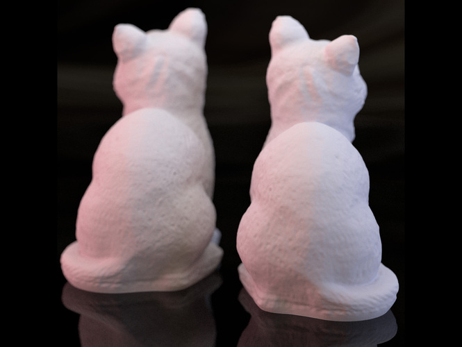 Adorable Kitties 3D Print 27351