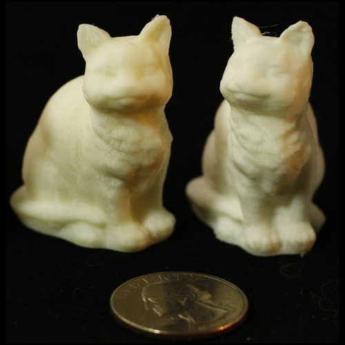 Adorable Kitties 3D Print 27353