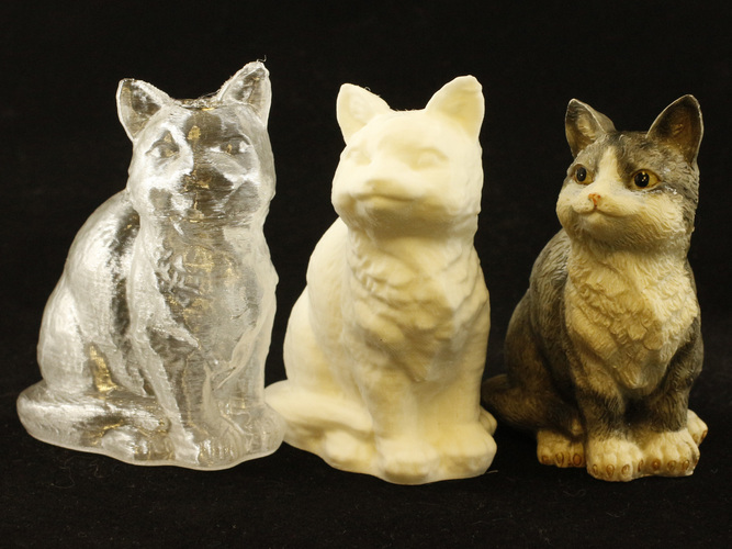Adorable Kitties 3D Print 27354