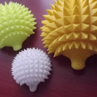 Small Hedgehog Forte 3D Printing 27374