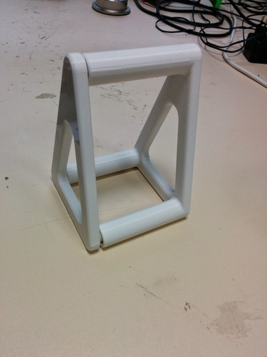 Simple spool holder 3D Print 27426