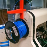 Small Robo3D filament guide 3D Printing 27434