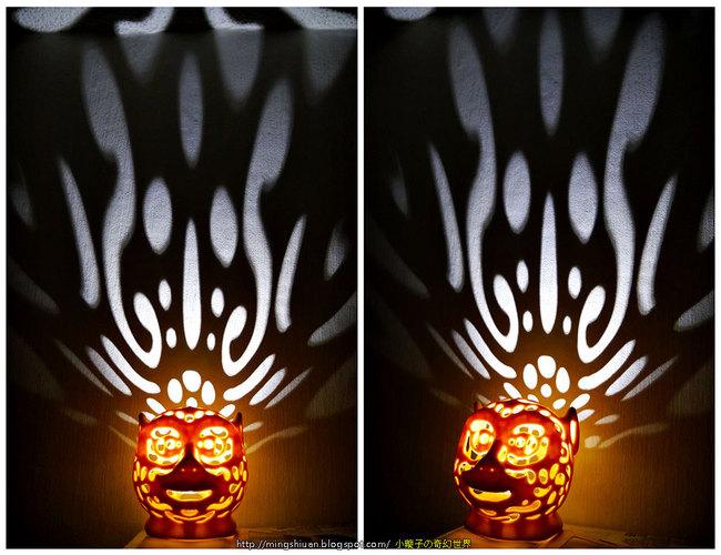 Monkey Lamps 3D Print 27603