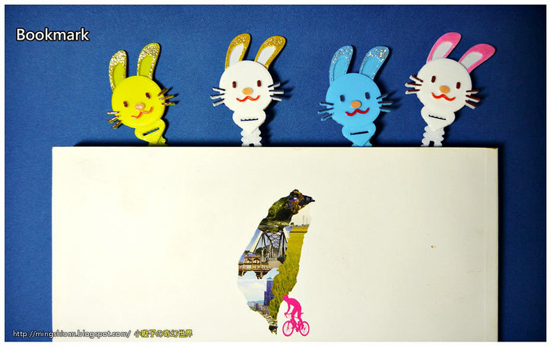 Bunny Cable Holder / Bookmarks / Keychain / Bracelet 3D Print 27631